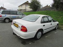 Rover 600. (Andrew 2.8i) Tags: car cars classic classics carspotting street spot spotting austin rover british saloon 2000 20 si 600 620 600si 620si
