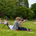 Copenhagen: Horticultural Gardens / Landbohøjskolens Have
