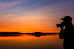 sunset in Puutossalmi (VisitLakeland) Tags: finland kuopio lakeland summer auringonlasku evening järvi kesä kuvaaja kuvata lake luonto maisema nature outdoor photo photographer scenery silhuet siluetti sun sunset valokuva vastavalo water