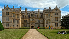 Montacute House (Patrick Cray) Tags: england landscape montacute nationaltrust somerset summer historical statelyhome