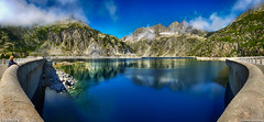 Cap de Long (wuploteg1) Tags: lago lac cap de long neouvielle néouvielle valle aure pirineos pirineo pyrenees altos hautes francia france gedre aragnouet