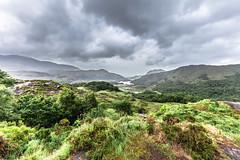 Ladies View (-Der Franke-) Tags: canon eos 6d eos6d ef 1635 f4 l ireland irland ring kerry ladies view point aussichtspunkt panorama landscape landschaft wolken clouds cloudporn killarney national park berge hügel hills mountans