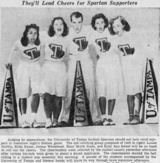 sep 25 1940 (Jbsbbailey) Tags: tampa spartans football 1940