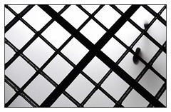 ..... point of view ..... (christikren) Tags: flickrfriday pov austria blackwhite christikren openhouse 2018 point view länderbank vienna shoe footprint sw standpunkt pointofview hohenstaufengasse architektur klassisch building september visitor wien contrast step feet people classic lines glass silhouette ottowagner