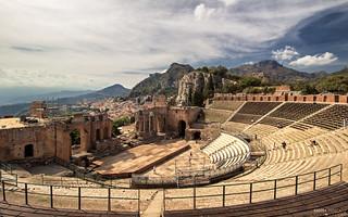 Teatro Antico - Taormina (Italy)