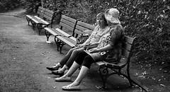 Photo (BadSoull) Tags: streetphoto 2018 nikon dslr d5100 prague europe trip photowalk people blackandwhite bnw