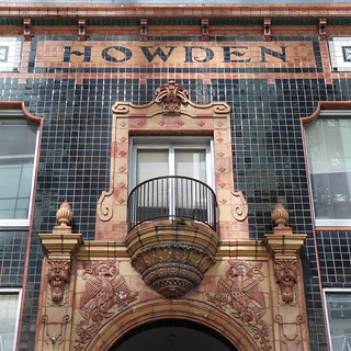 A16676 / the howden building