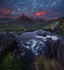 _DSC0051 (christographerowens) Tags: tryfan ogwen valley snowdonia wales sunrise