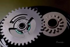 Cogwheel_MM (Anavicor) Tags: cogwheel gearwheel gear engranaje mm correctiontape correctordecintalateral lateral borrar eraser borrador erase macro rub nikon tamron90mm anaviccor d5300 anavillar villarcorreroana correro macromondays
