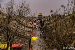 PINGYAO (RLuna (Instagram @rluna1982)) Tags: asia china pingyao escultura murallas arte ciudad viaje vacaciones rluna rluna1982 photo canon instagramapp eos multicolor igersmadrid igerspain igers igersspain