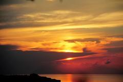 Sinfonia di colori! (Anfora di Cristallo) Tags: sole sera nuvola crepuscolo