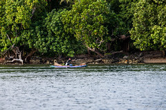Boat on the Water 3272 (Ursula in Aus (Resting - Away)) Tags: jimclinephototour milnebay png papuanewguinea tawali