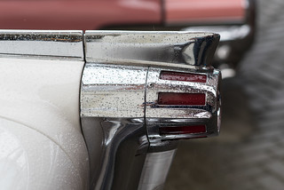 Oldsmobile brake light