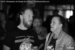 2018 Bosuil-Het publiek bij Devon Allman Project 5-ZW