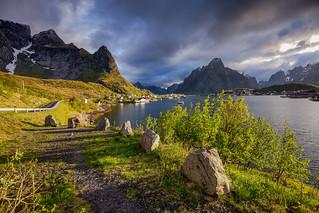 Reine @ The Lofoten Islands 2018