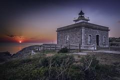 Faro de s'Arenella (jcasas_10) Tags: faro playa portdelavall girona costabrava sunrise beach nikon d750 amanecer live freedrom mosquitosatutiplen