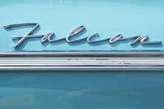 Ford Falcon (designwallah) Tags: canada vintageautomobile beeton olympusm1240mmf28 ontario olympusomdem5markii chrome automobile car automobiledetail cardetail classicautomobile classiccar vintagecar bodypart bodydetail automobilelogo carlogo oneword typography typographie