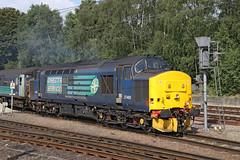 37405 Class 37/4 (Roger Wasley) Tags: 37405 class37 drs greateranglia norwich greatyarmouth trains railways diesel locomotive