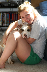 Kya (Falon167) Tags: kya pitbullterrier pitbull pit bull terrier dog falon