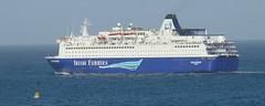 18 09 06 IF Oscar Wilde departing Roscoff (10) (pghcork) Tags: irishferries oscarwilde roscoff bayofmorlaix ferry ferries carferry ships shipping ship brittany bretagne france 2018