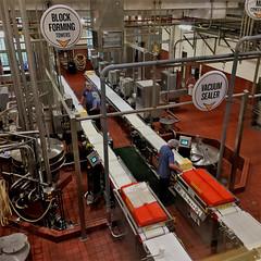 In the Tillamook Creamery (chickadee23) Tags: tillamook oregon factory creamery dairy cheese