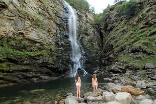 Die schönsten Badeplätze der Schweiz