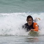 Surfing at Ipanema Beach thumbnail