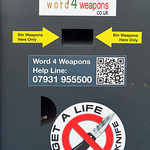 Sign of the times - Knife bin thumbnail