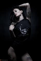 IMG_7442 (m.acqualeni) Tags: acqualeni manuel manu temple nemesys shirt band groupe metal indus cahuete cecile fille femme women woman sexy girl fond noir background black