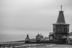 Barentsburg kapell (acarnesen) Tags: barentsburg light lys svalbard