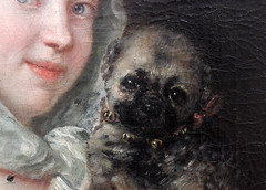 Antoine Peste - Marie de Rége, Daughter of the Künstlers (detail) (The Crow2) Tags: thecrow2 canon eos 600d art művészet festmény painting gemäldegalerie berlin deutschland németország 2018
