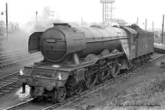 17/04/1964 - Darlington (51A) MPD, Co. Durham. (53A Models) Tags: britishrailways gresley lner a3 462 60036 colombo steam darlington 51a mpd countydurham train railway locomotive railroad