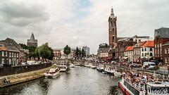 Roermond (Lцdо\/іс) Tags: roermond ruremonde netherlands limburg limbourg paysbas holland brabant water canaux boat voyage city citytrip cityscape août 2018