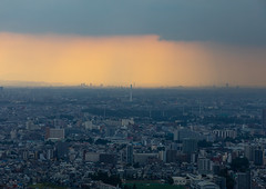 Stormy clouds over the town, Kanto region, Tokyo, Japan (Eric Lafforgue) Tags: aerialview architecture asia buildingexterior builtstructure capitalcities city cityscape cloudy colorimage colourimage day elevatedview futuristic horizontal japan japan18056 japaneseculture kantoregion kantōregion modern nippon nopeople outdoors photography residentialbuilding skyline skyscraper storm tokyo travel urban urbanscene weather jp