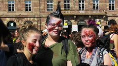 IMG_6045 (molaire2) Tags: strasbourg zombie walk 2018 alsace estrasburgo zombi festival fantastique horreur film parade