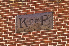 Knights of Pythias Building, Hillsboro, IN (Robby Virus) Tags: hillsboro indiana in knights pythias lodge hall fraternal organization building archiecture