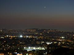 Venus over Athens (Vangelis Zissimopoulos) Tags: venus athens stars sky night