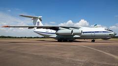 78820 / Ukrainian Air Force / Ilyushin Il-76MD (Charles Cunliffe) Tags: canon7dmkii aviation raffairford egva ffd ukrainianairforce ilyushinil76 il76md 78820