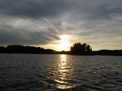 2018-09-09 Last Fishing Trip 6 (s.kosoris) Tags: skosoris pentaxoptiowg1 wg1 pentax huronian camp camping fishing fish lake water sun sunset