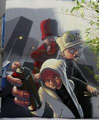 Pow Wow Rotterdam (wojofoto) Tags: rotterdam nederland netherland holland powwow graffiti streetart 2018 wojofoto wolfgangjosten 2ht