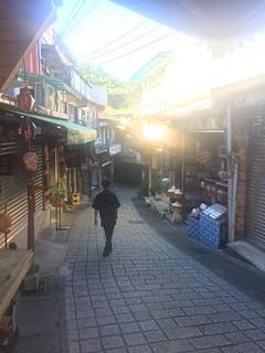 平溪老街 Pingxi Old Street