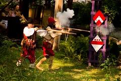 GSM-Bristol (Pahz) Tags: gsmbristol gsm guildofstmichael historicalreenactment gun musket brf2018 pattysmithbrf bristolrenaissancefaire renfaire renfest renaissancefairephotographer nikond7200 tamron16300mm