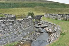Waterway (Bri_J) Tags: yorkshirethreepeaks walk yorkshiredales nationalpark northyorkshire uk yorkshire threepeaks countryside nikon d7200 stream stone water