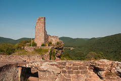 Felsenland-3531 (nikkie_too) Tags: felsenland pfalz palatinate altdahn castle burg