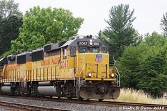 Kraft Switcher (youngwarrior) Tags: oregon up unionpacific train marion kraftswitcher