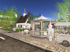 14 - Who wants Ice Cream! (f0xylady12) Tags: firestorm secondlife secondlife:region=thegoldenisland secondlifeparcel reality dance paradise 1st premier club ~ be part of it ~secondlifex77secondlifey105secondlifez21