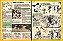 1925 TDF The Double for Bottecchia! (Sallanches 1964) Tags: tourdefrance 1925 ottaviobottecchia tourdefrancewinners roadcycling heroictimes léquipe italiancyclists