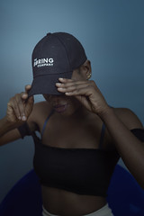 The Boring Hat (an Artist Without Art) Tags: ebony ivorian black girl portrait sexy panther busty beauty noct fotografo fotografia theboringcompany elonmusk larrygelmini boringhat