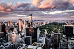 Cloudy evenig on Central Park (cedant1) Tags: newyork new york city bigapple central park centralpark cloudy