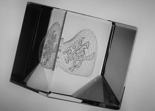 20180903_4770_7D2-100 40mm Glass Cube (246/365)
